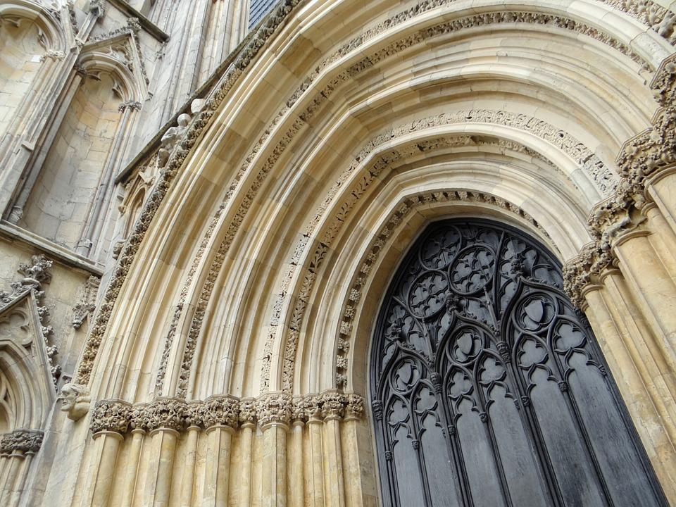 Minster, York, Gothic, Historically, Cathedral