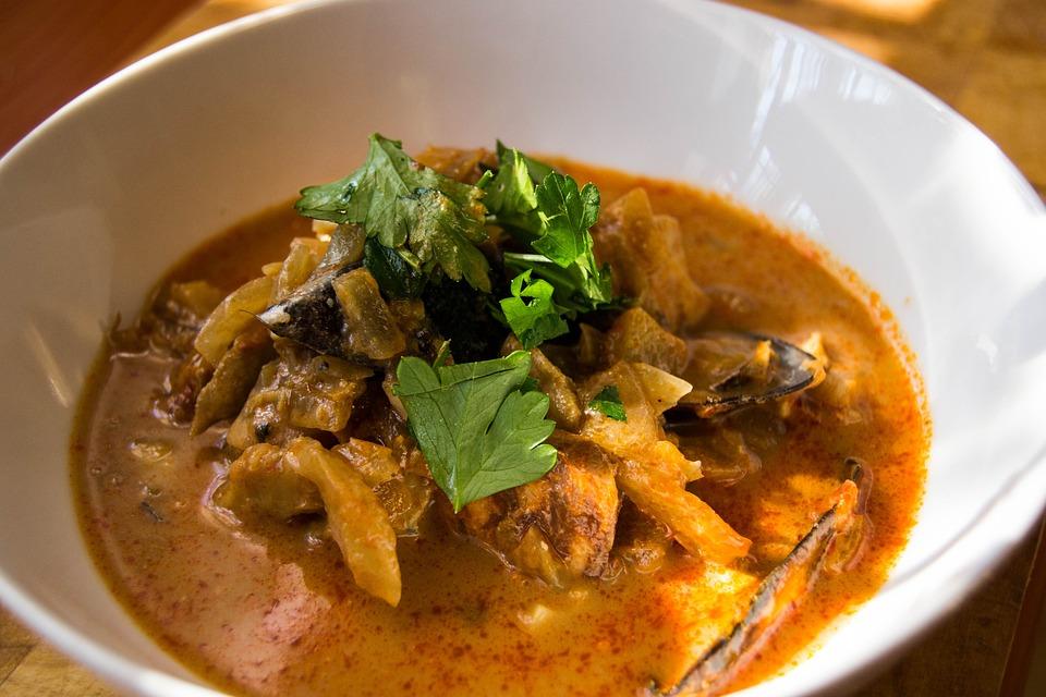 Food, Seafood, Cuisine, Dinner, Gourmet, Fresh, Prawn