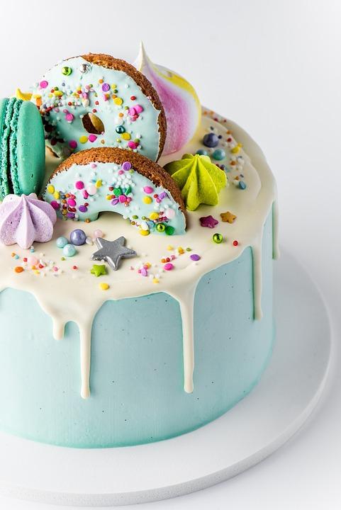 Cake, Sweet, Food, Dessert, Delicious, Baking, Gourmet