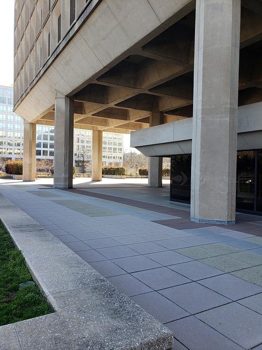Government Building, Doe, Architecture, Landmark