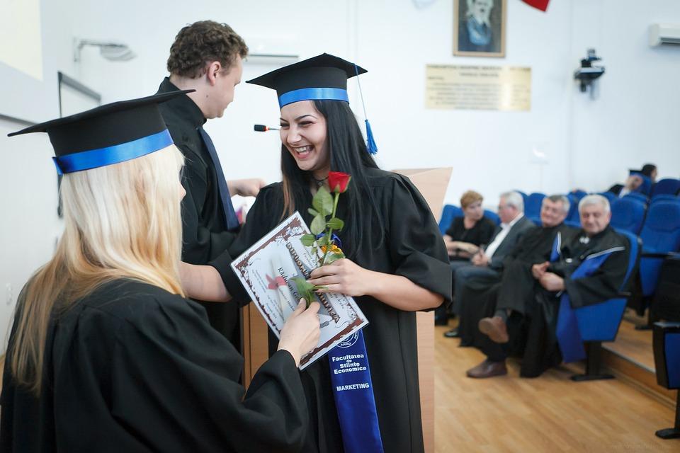 Graduation, Graduation Day, College Graduation, College