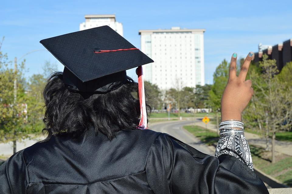 Peace, Graduation, College