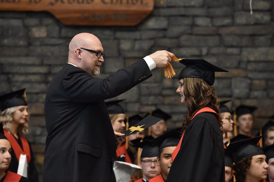 Graduation, People, Ceremony, Diploma, Education
