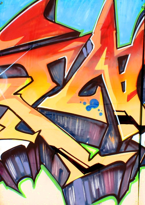 Free photo Graffiti Spray Street Art Paint Urban Art Design - Max Pixel