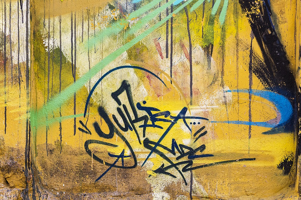 Free photo Graffiti Wall Street Art Graffiti Background Grunge - Max ...