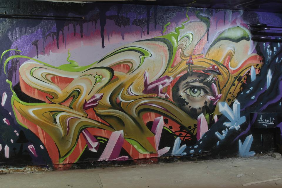 Graffitidesign, Acselart, Art