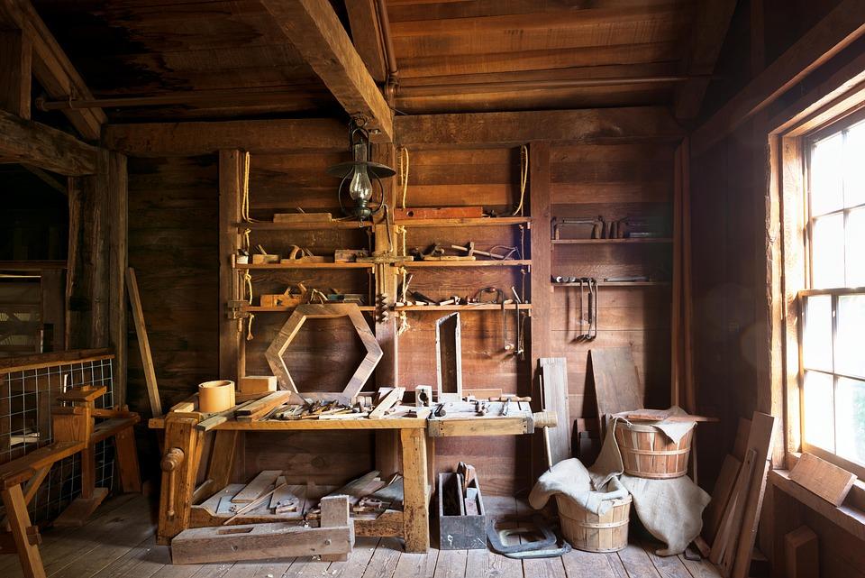 Mill, Grain Mill, Wheat Mill, Grain, Interior Design