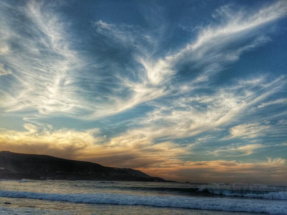 Sunset, Lascanteras, Grancanaria