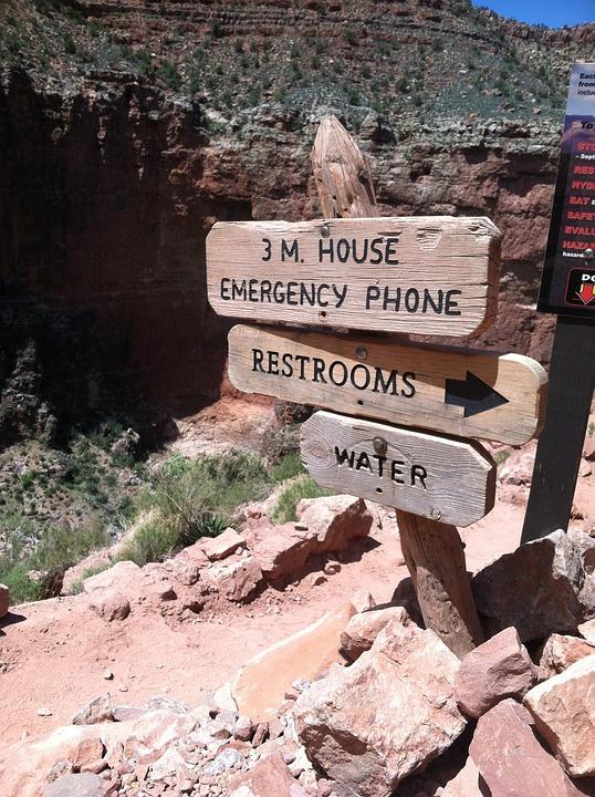 Grand Canyon, Arizona, La, Canyon, Grand, Park