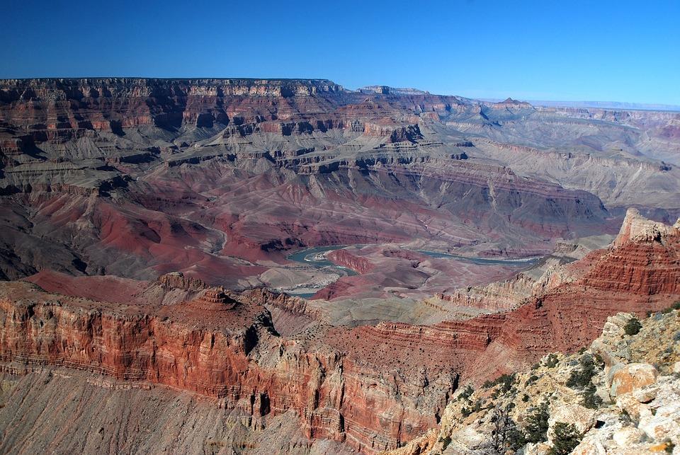 Grand Canyon, Colorado River, National Park, Canyon