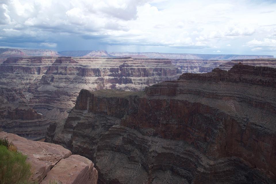 Grand Canyon, Rocks, Landscape, Outdoors, Nature