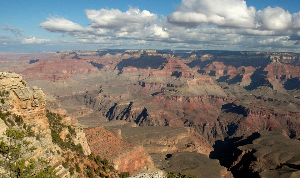 Canyon, Arizona, Grand Canyon, South Rim, National Park