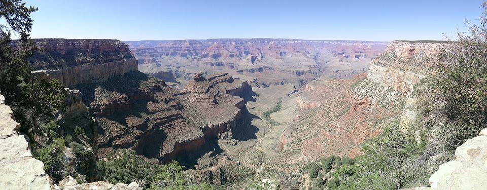 Grand Canyon, Arizona, Usa, Grand Canyon National Park