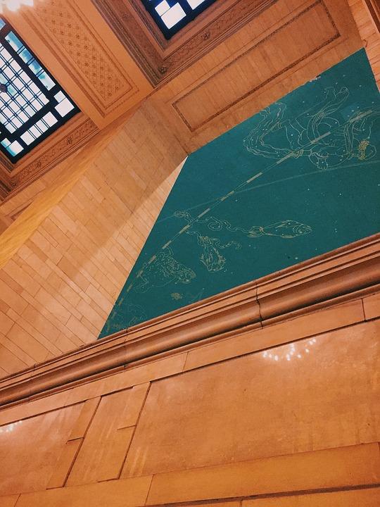 Architecture, Grand Central, Nyc