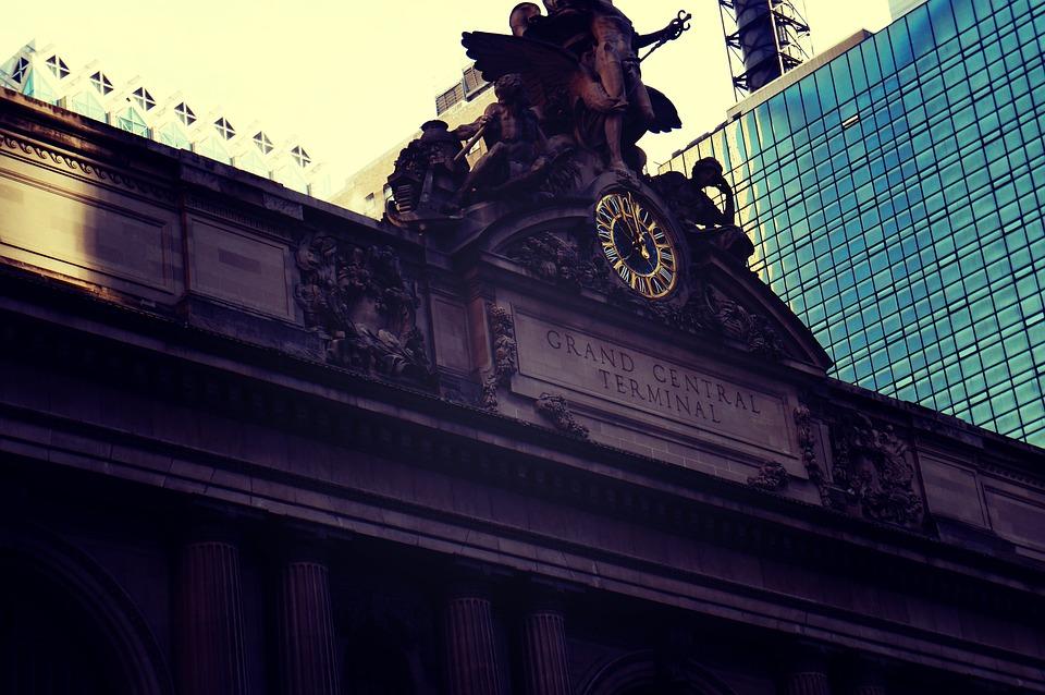 New York City, Grand Central Terminal, New York, Usa