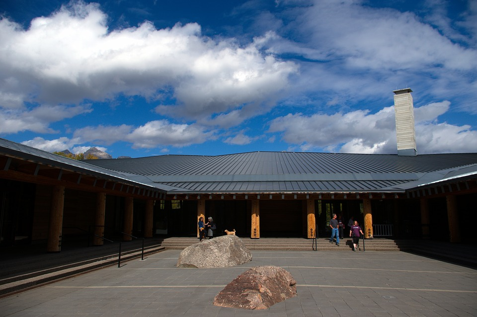 Craig Thomas Visitor Center, Grand, Teton, National
