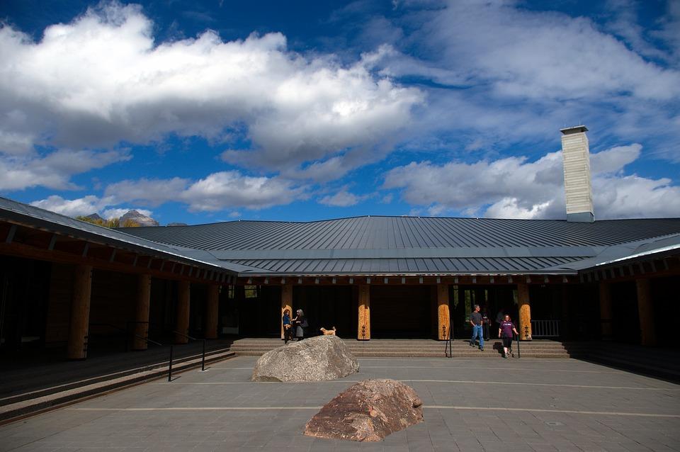 Craig Thomas Visitor Center, Grand, Teton, National