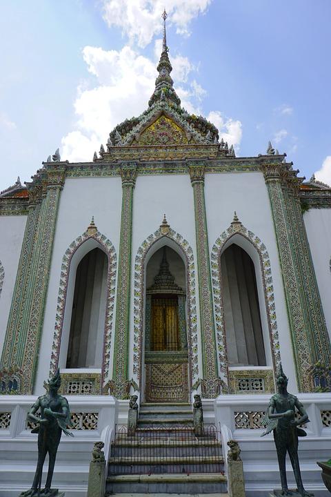 Wat Phra Kaew, Tantima Bird, Grand Palace, Temple