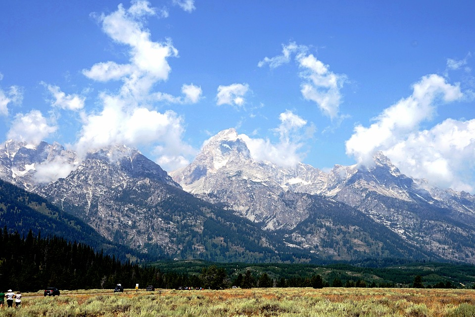 Grand Teton National Park, Grand City Pattern