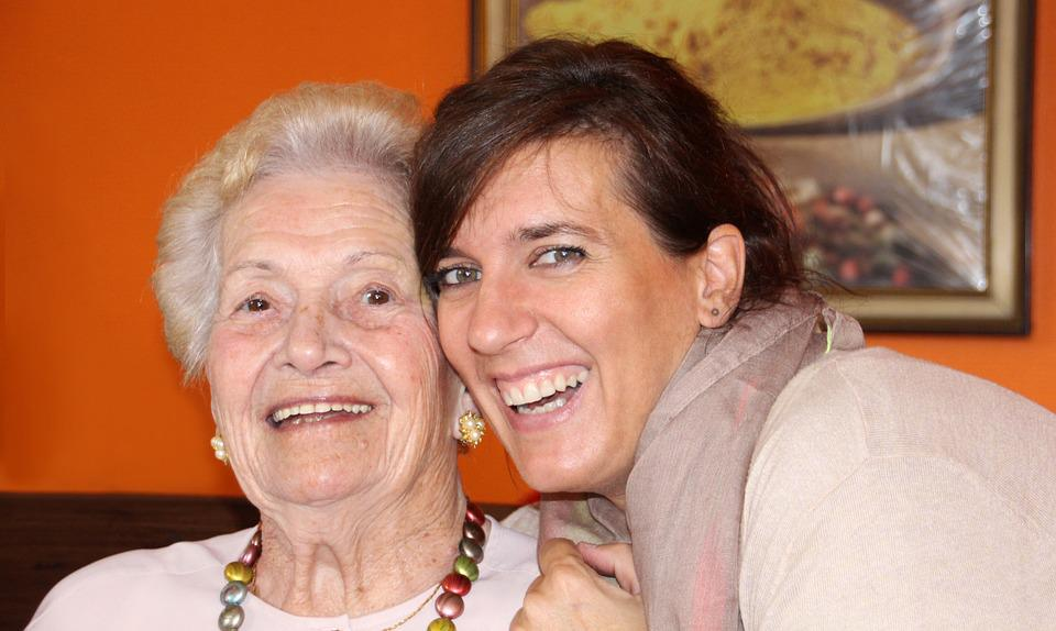 Grandma, Seniorin, Senior, Grandmother, Alzheimer's
