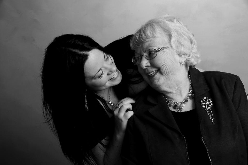 Grandmother, Love, Friendship, Generation