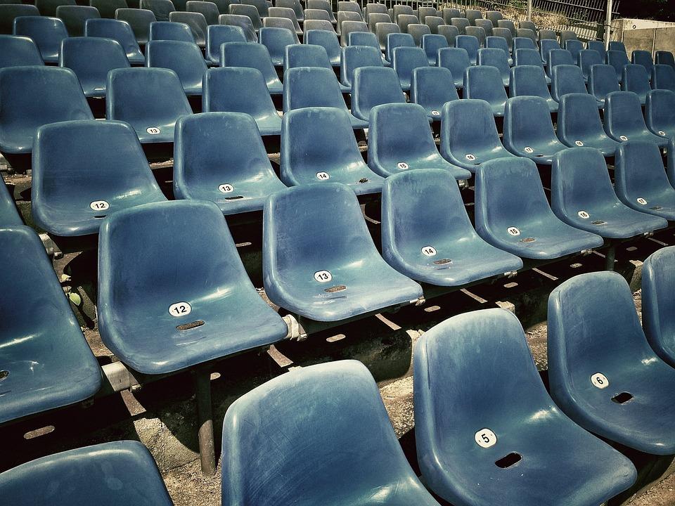 Sit, Grandstand, Theater, Football Stadium, Audience