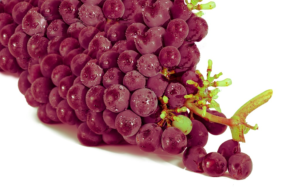 Grape, Red Grape, Fruit, Clusters, Food, Picture
