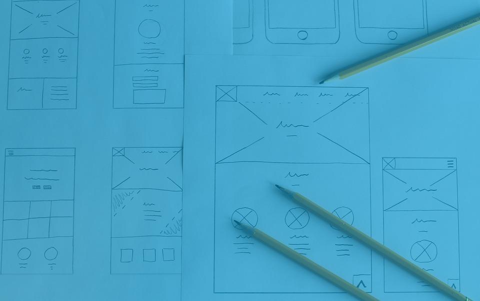 Desktop, Mac, Apple, Keyboard, Pen, Graphic