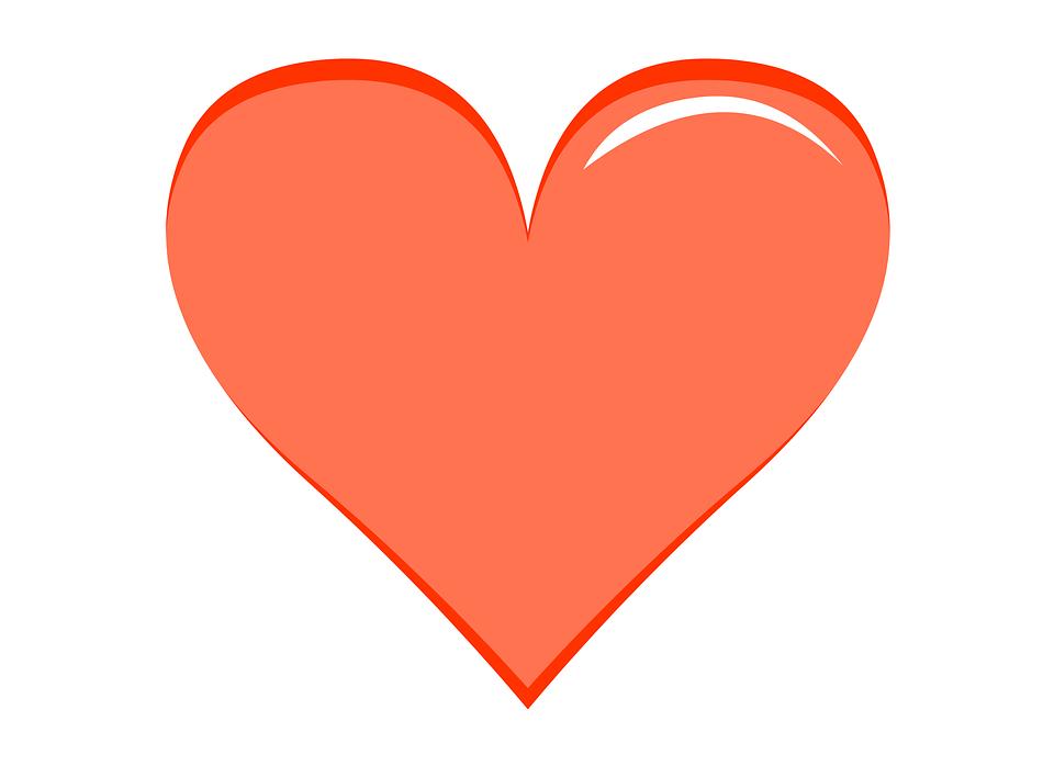 Heart, Love, Graphic, Romance, Valentine