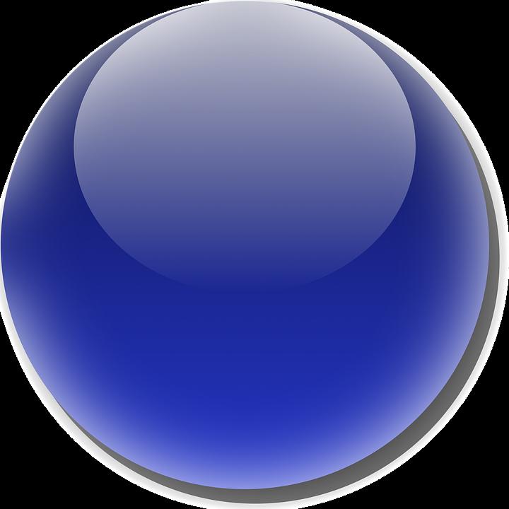 Sphere, The Celestial Sphere, Blue, Graphics
