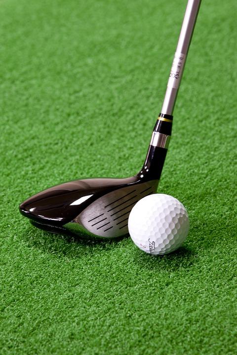 Golf, Golf Balls, Exercise, Grass Golf Balls, Sport