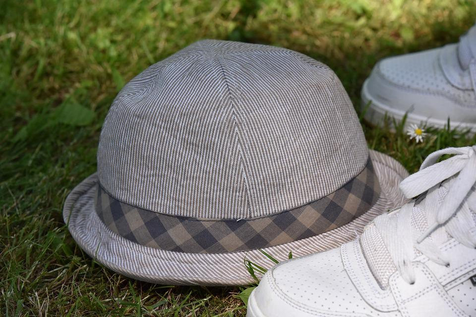 Hat, Grass, Earthy, Find, Chance