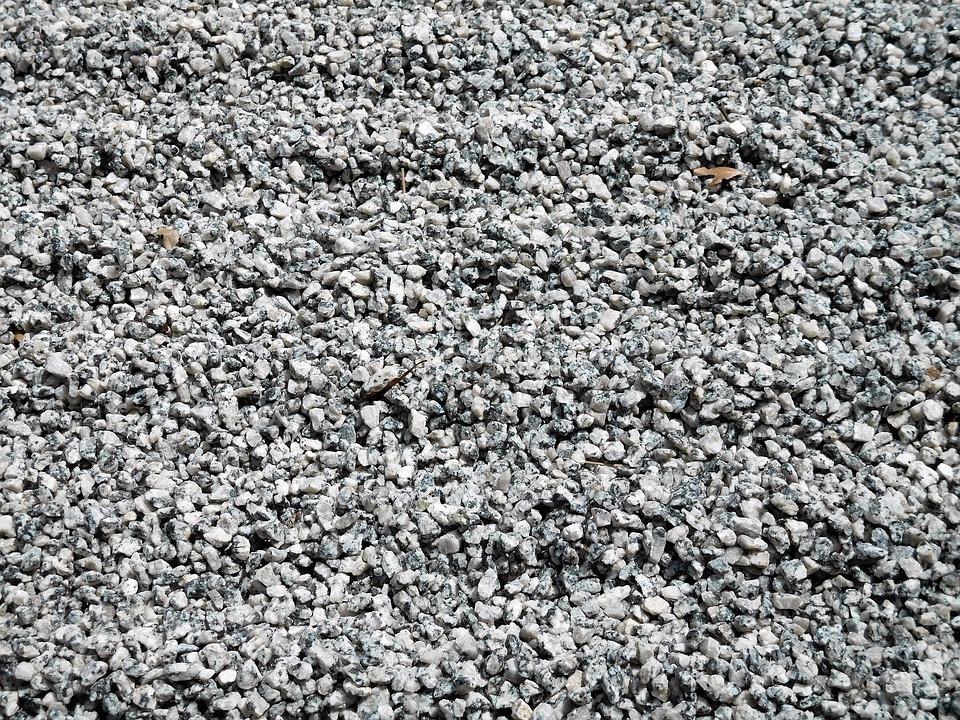 Gravel, Little Stones, Pebbles