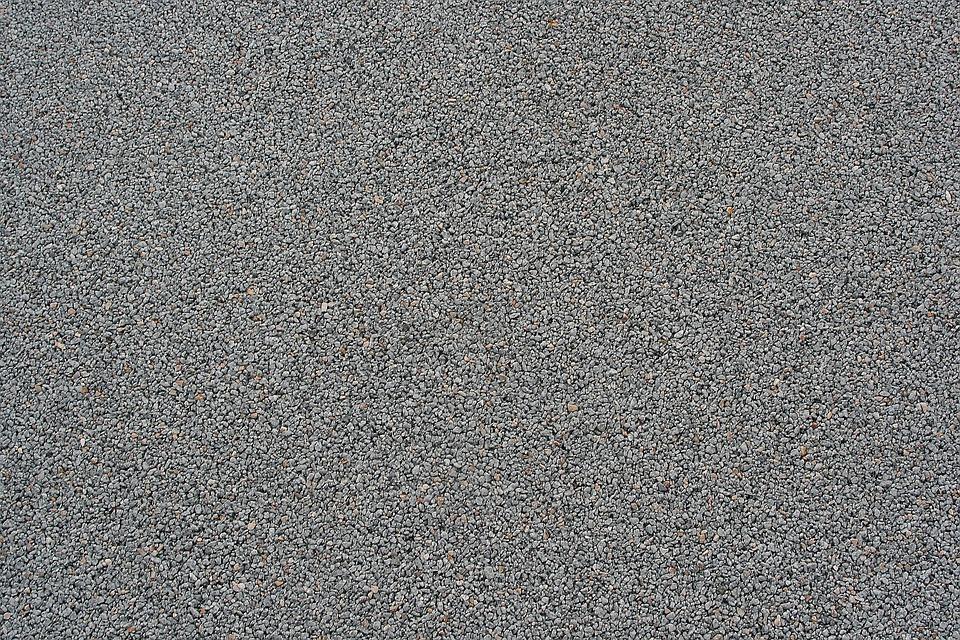 Black And White, Sand, Road, Gravel, Image, Flat, Plane