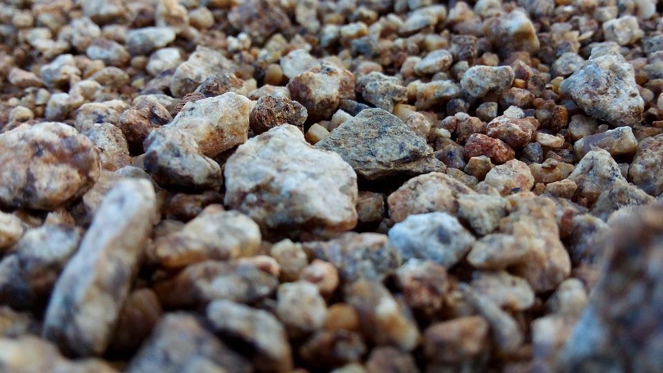 Stone, Gravel, Beach, Rock