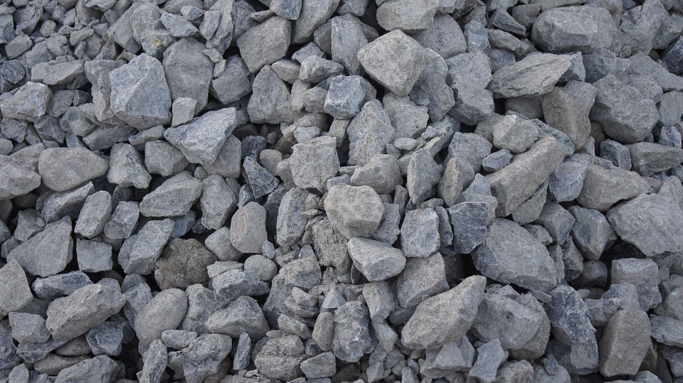 Stone, Gravel, Outdoor, Rock, Stones