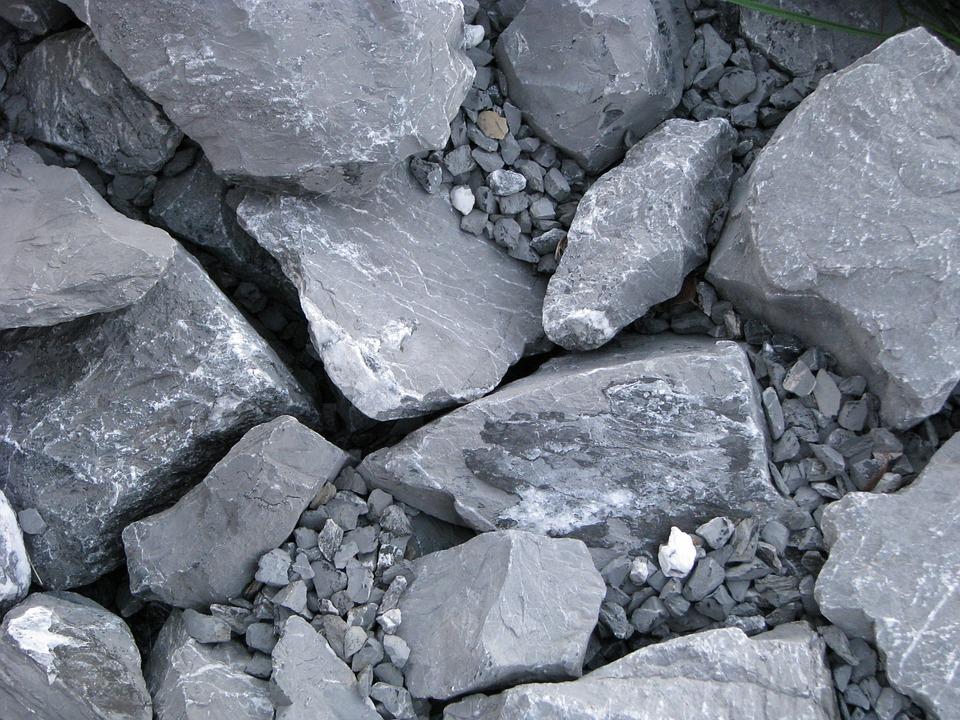 Stones, Garden, Steinig, Gravel, Nature
