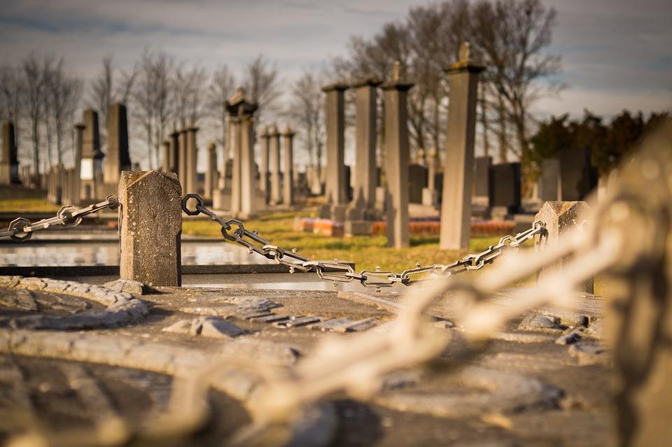 Cemetery, Grave, Graveyard, Death, Cross, Tomb, Dead