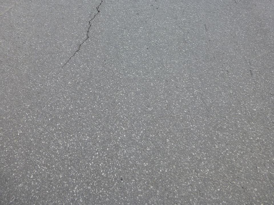 Concrete, Gray, Grey, Crack, Design, Surface, Textured