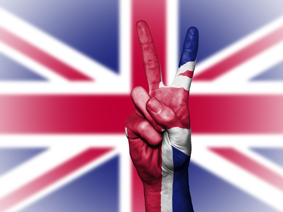 United Kingdom, Uk, Great Britain, Peace, Hand, Nation