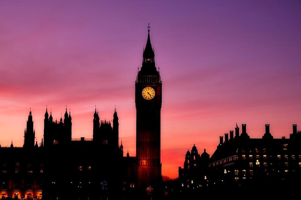 London, England, Great Britain, Big Ben, Parliament