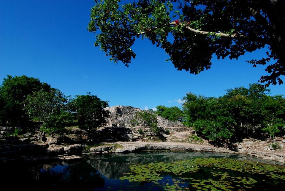 Cenote, Great, Yucatan