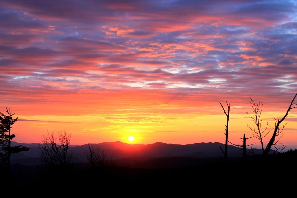 Beautiful, Great, Great Smoky Mountains, Smoky