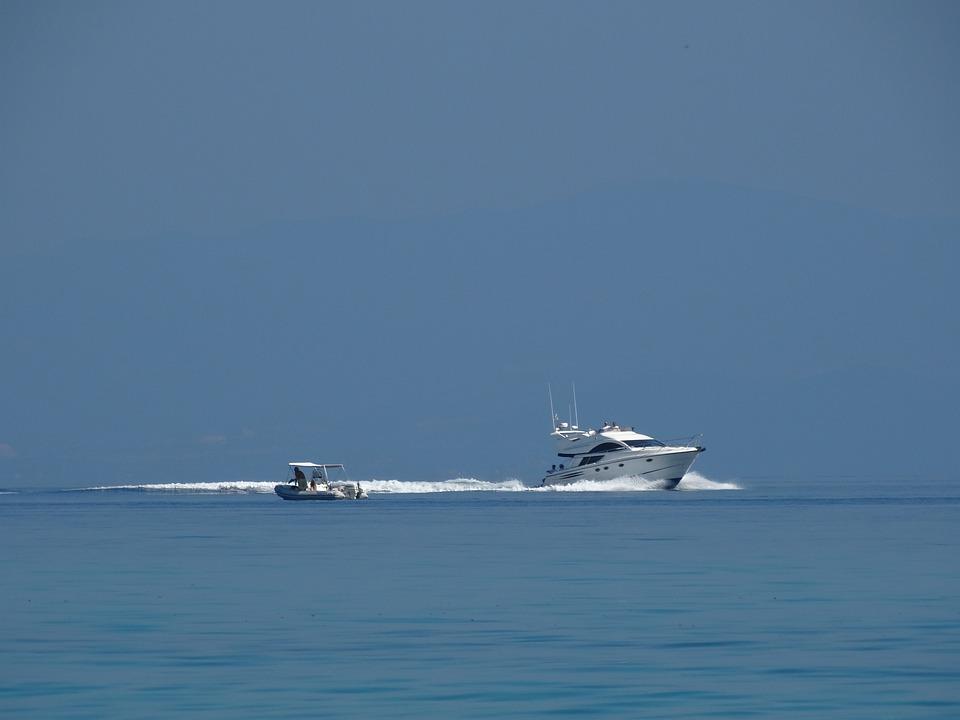 Speedboat, Great, Yacht