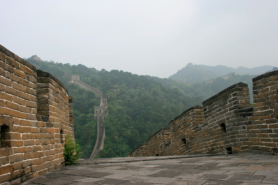 China, Brown, Great-wall, Culture