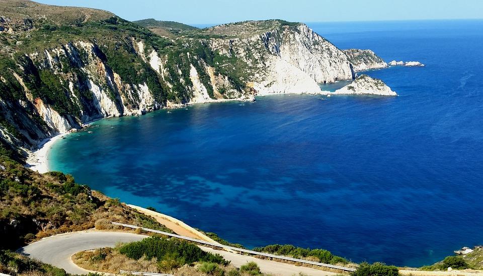 Greece, Kefalonia, Holiday, Beach, Vacation, Travel