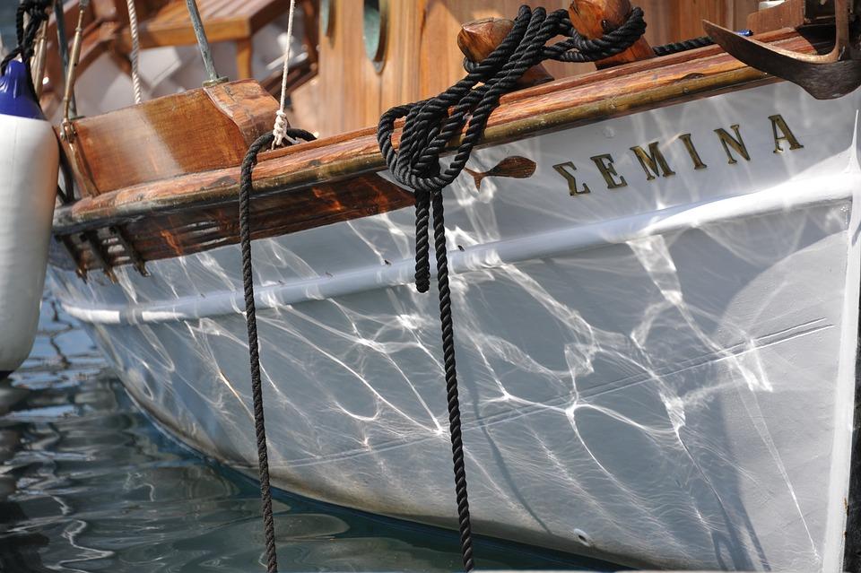 Boat, Greece, Port