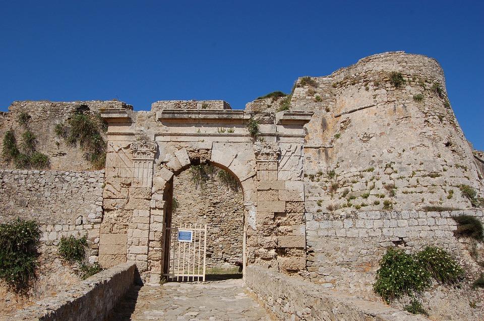 Methoni, Greece, Castle