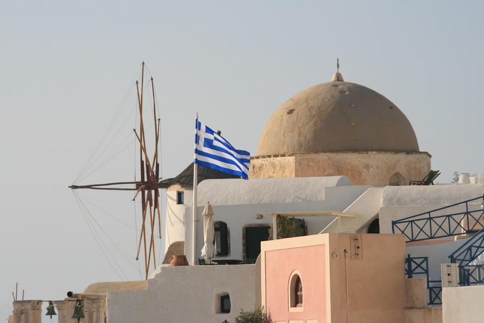 Greece, Santorini, Cyclades