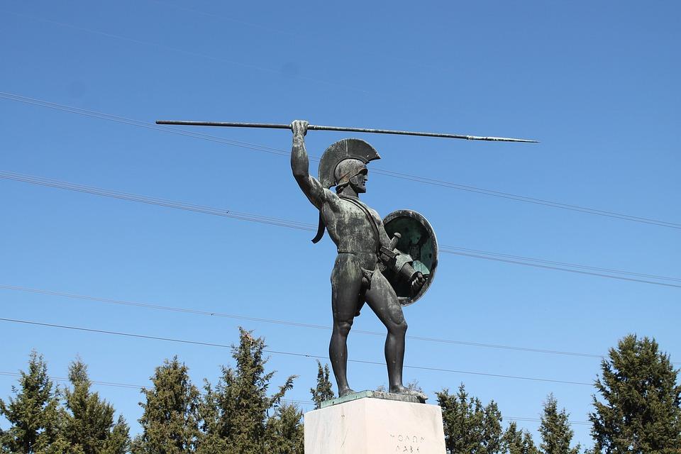 Leonidas, Thermopiles, Greece